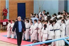 Plandiste karate